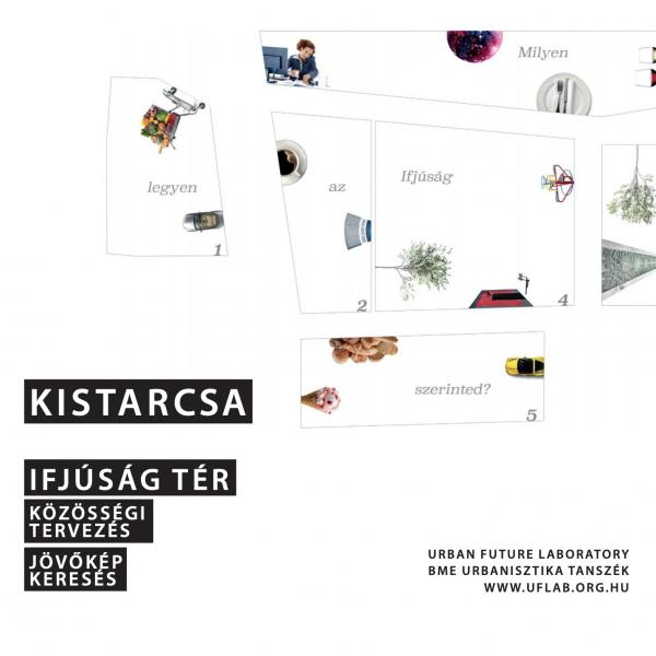 Kistarcsa – Ifjúság square – community planning