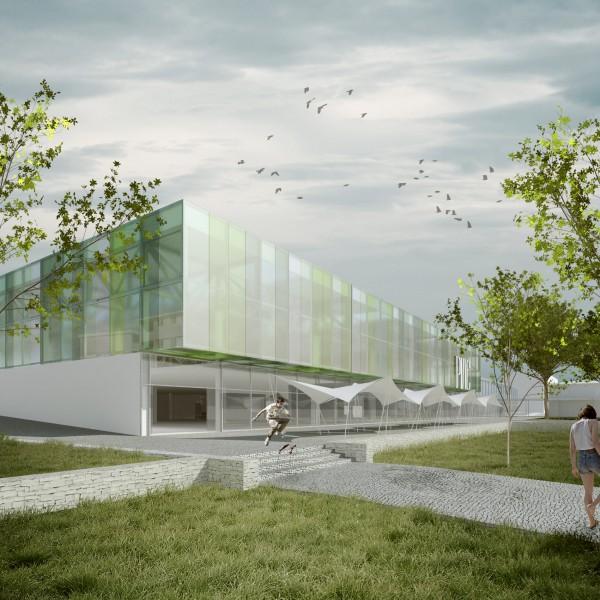 Tatabánya Market Hall – Design Competition