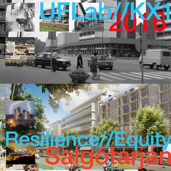 Complex Design Studio 1 – Resilience & Equity – Salgótarján